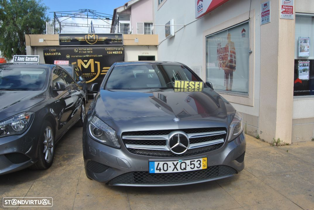 Mercedes-Benz A 180 CDi BE Edition Style - 3