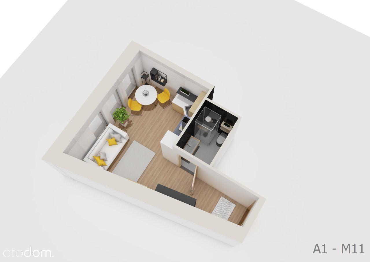 Mieszkanie na sprzedaż, Zielona Góra, Centrum - Foto 1
