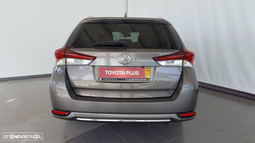 Toyota Auris Touring Sports 1.4D Comfort Pack Techno Pack Sport TS - 8