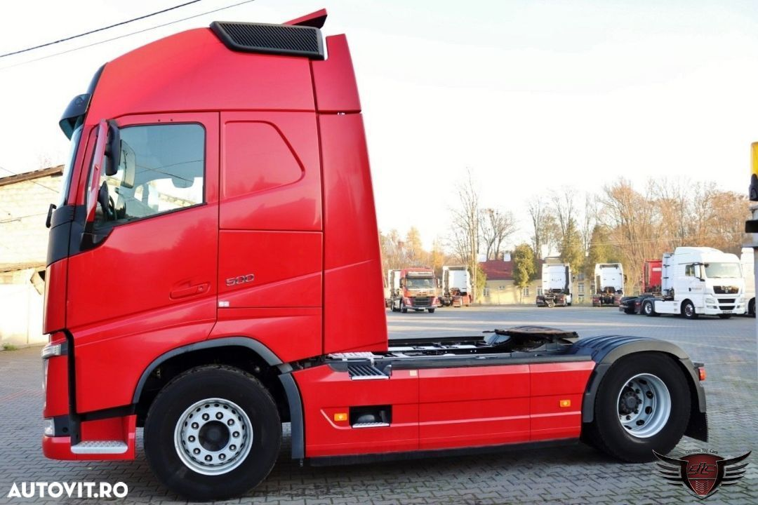 Volvo FH 500 EURO 6 2015 Leasing - 21