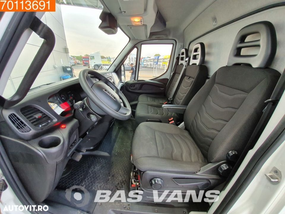 Iveco Daily 35S13 2.3 HPI Bakwagen Automaat Laadklep 18m3 Airco Cruise - 11