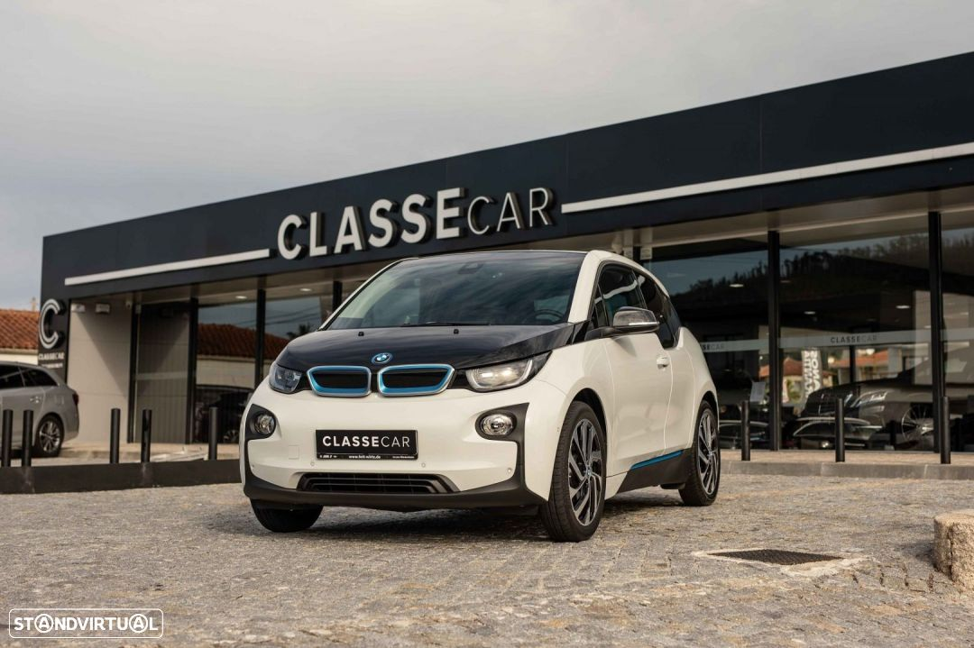 BMW i3 i3 94Ah +EXA +Comfort Package Advance - 1