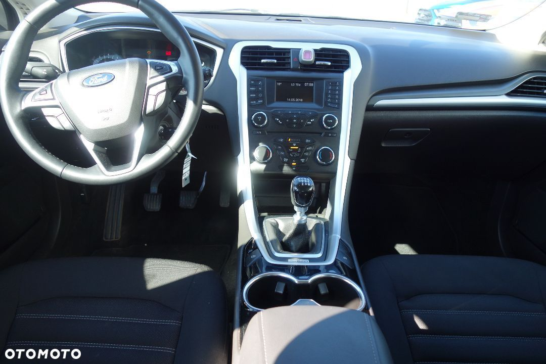 Ford Mondeo 1.5 EcoBoost 160 KM, M6, FWD Ambiente 5 drzwiowy - 15