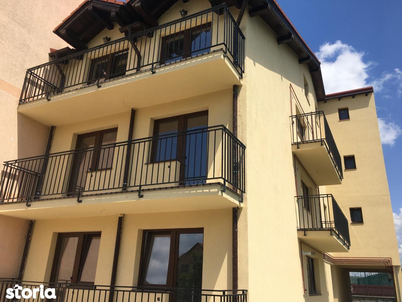 Apartament de inchiriat, Sibiu (judet), Terezian - Foto 1