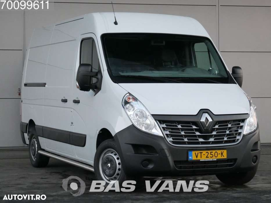 Renault Master 130 DCi Full Option L2H2 10m3 Airco Trekhaak Cruise - 19