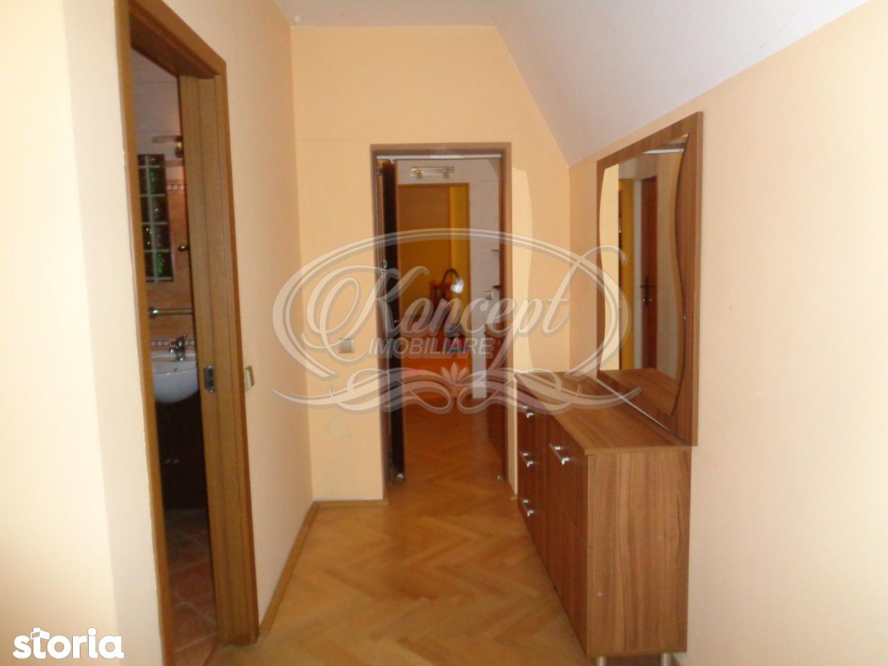 Apartament de inchiriat, Cluj (judet), Strada Prof. Gheorghe Marinescu - Foto 4