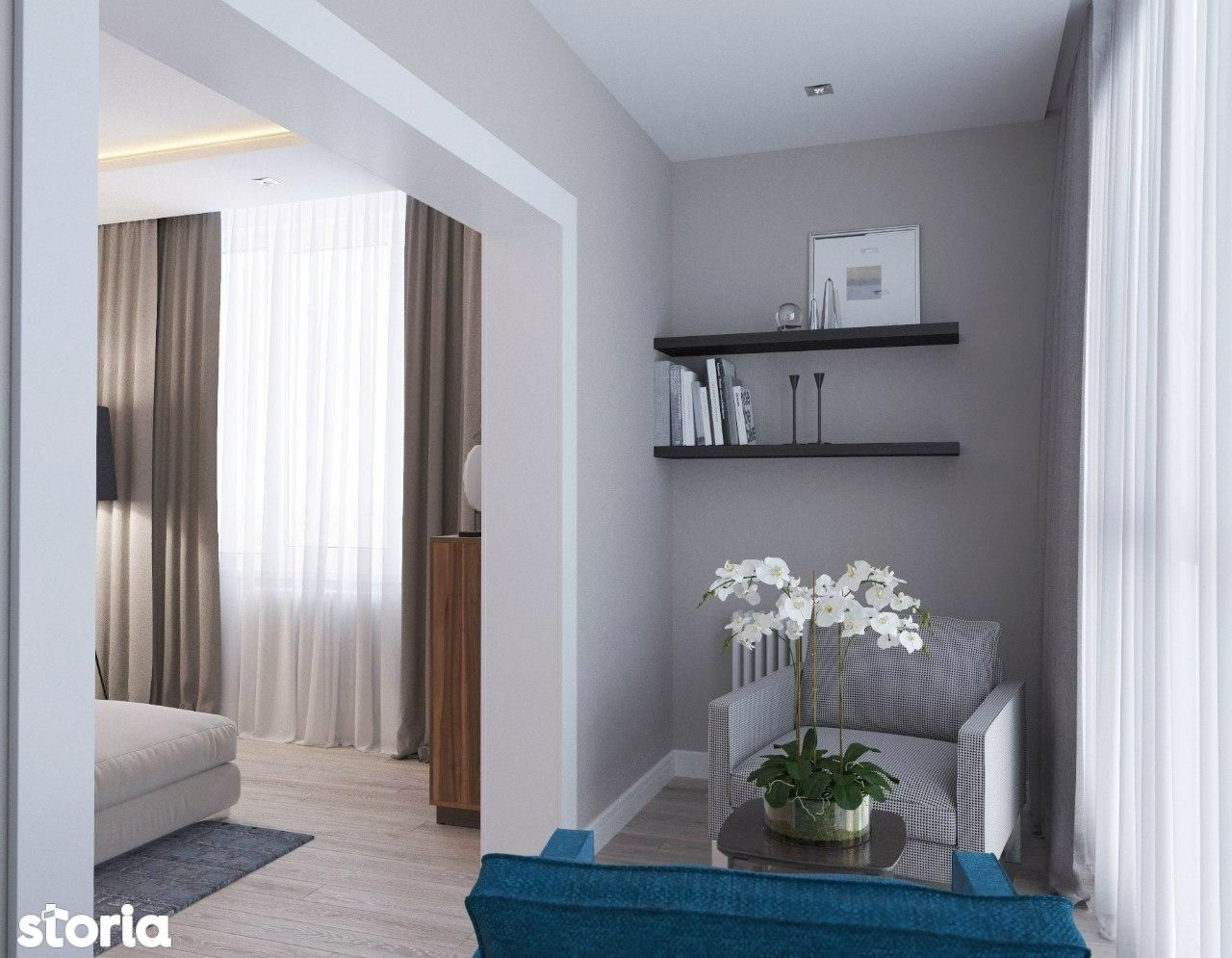 Apartament de vanzare, București (judet), Sectorul 5 - Foto 3