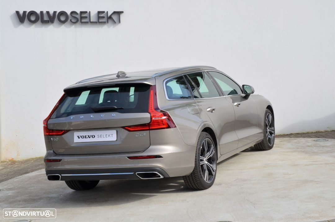Volvo V60 D4 Inscription Geartronic - 6