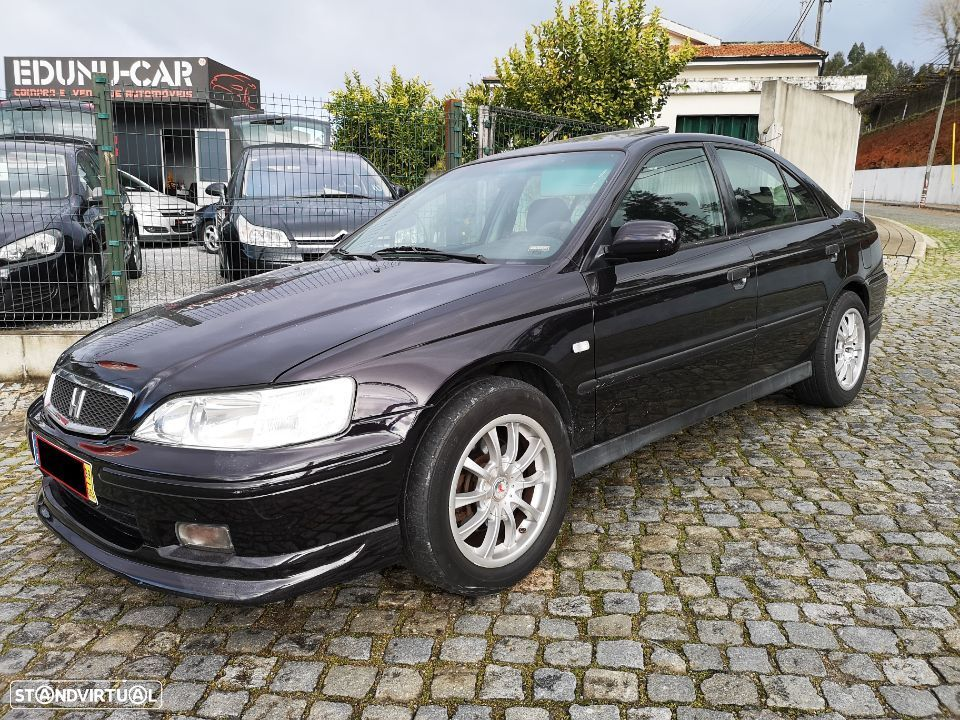 Honda Accord 1.8 LS TA - 1