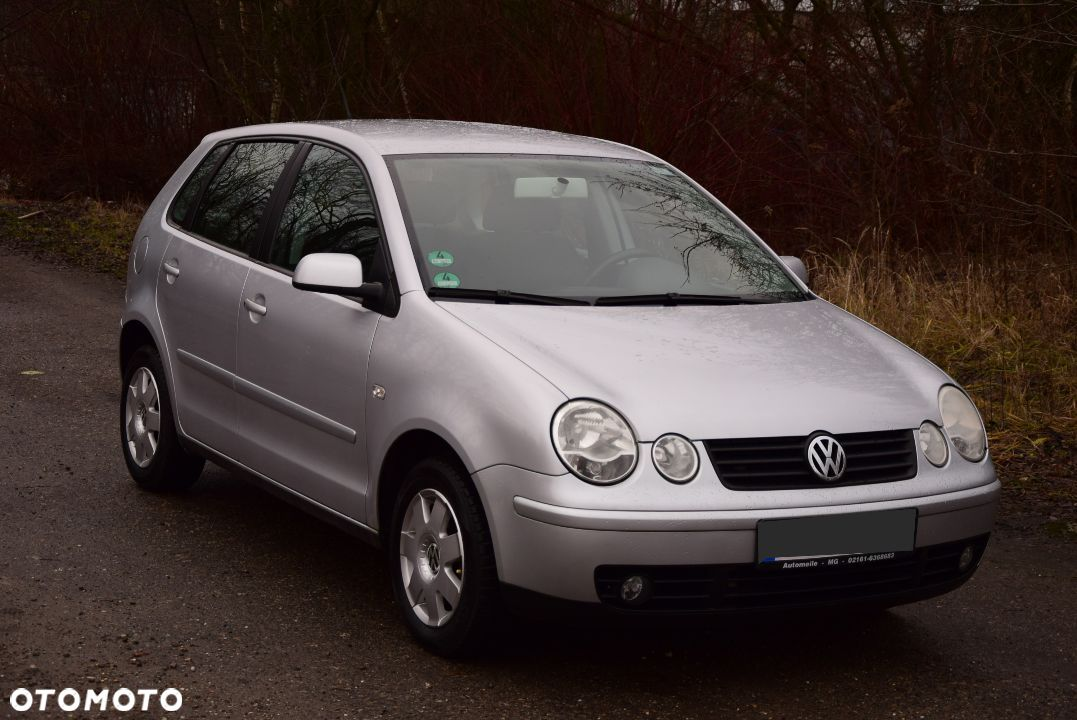 Volkswagen Polo 1.4benzyna - 6