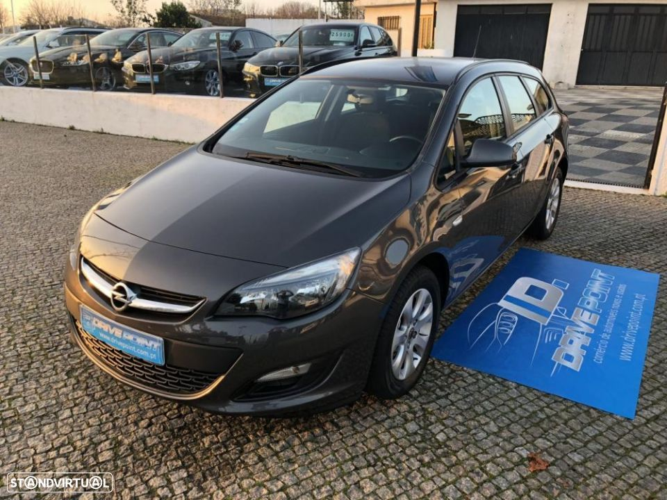 Opel Astra Sports Tourer 1.6 CDTi Selection S/S - 2
