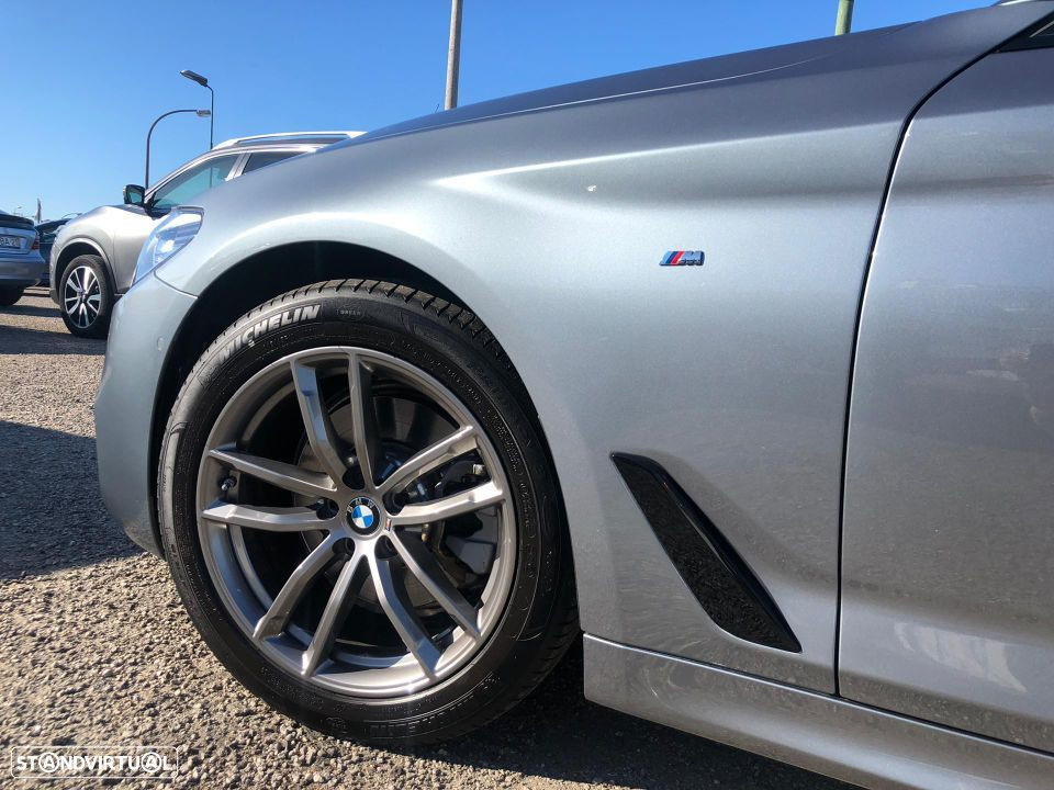 BMW 520 d Touring Pack M - 7