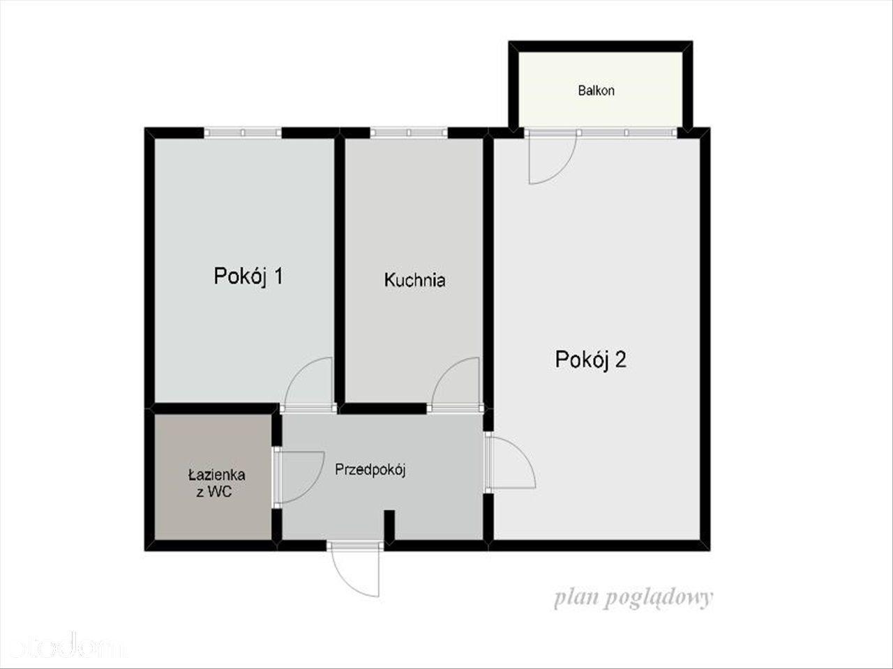 Mieszkanie na sprzedaż, Będzin, będziński, śląskie - Foto 9