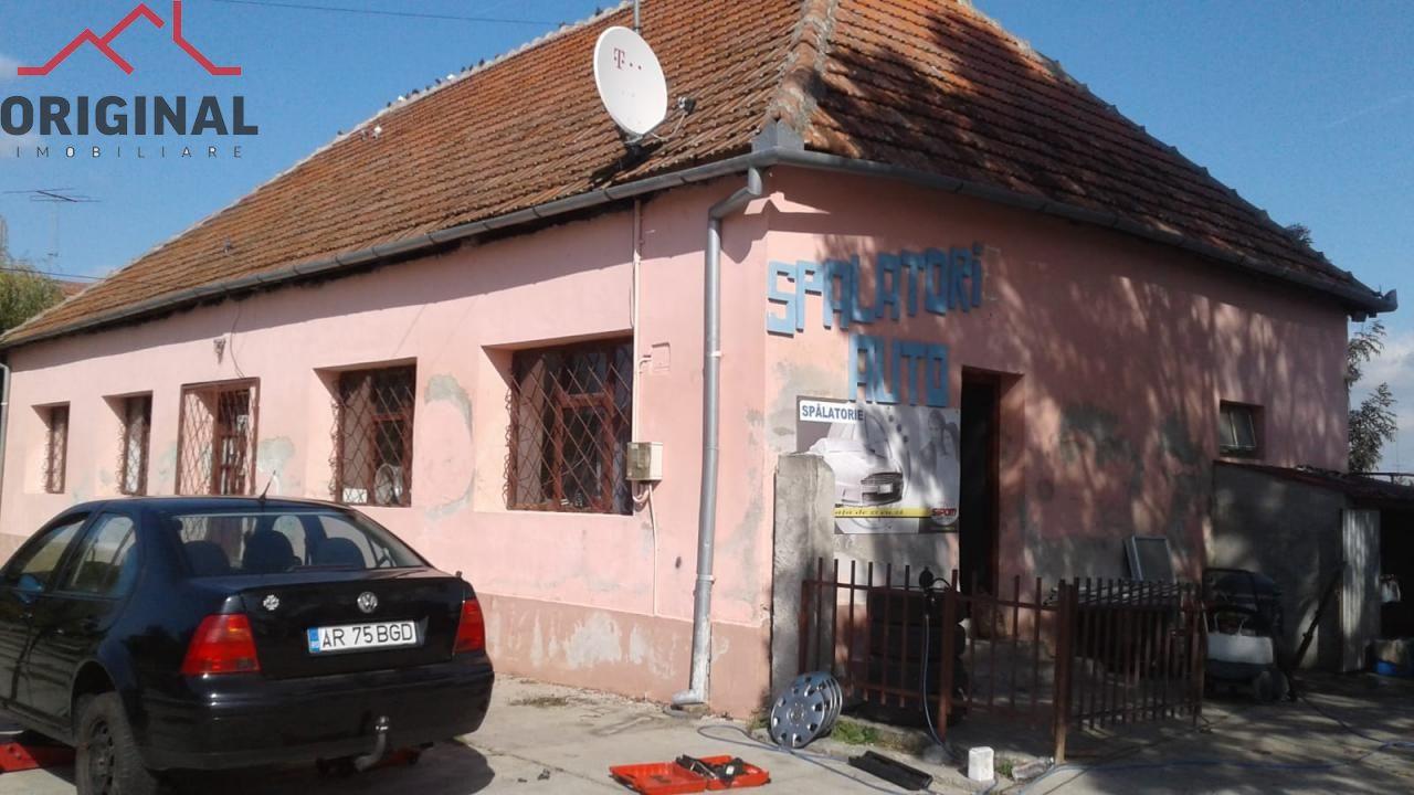 Casa de vanzare, Arad (judet), Zona Bou' Roșu - Foto 3