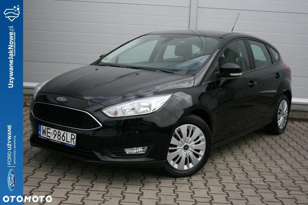 Ford Focus 1,5TDCi 120KM Gold X Salon Polska ASO FP79435 - 12