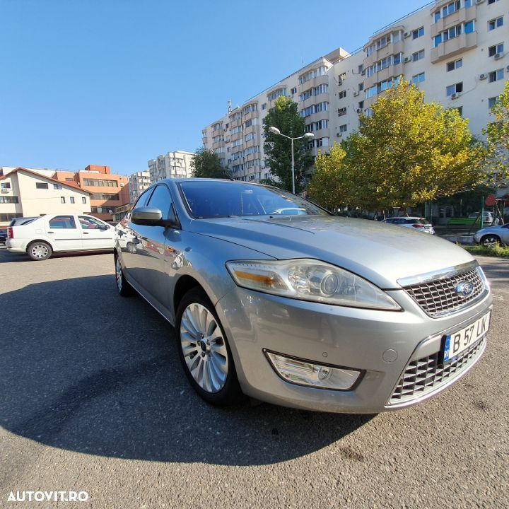 Ford Mondeo Mk4 - 4