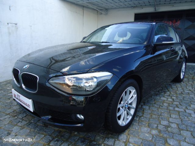 BMW 116 EFFICIENT DYNAMICS EDITION - 1
