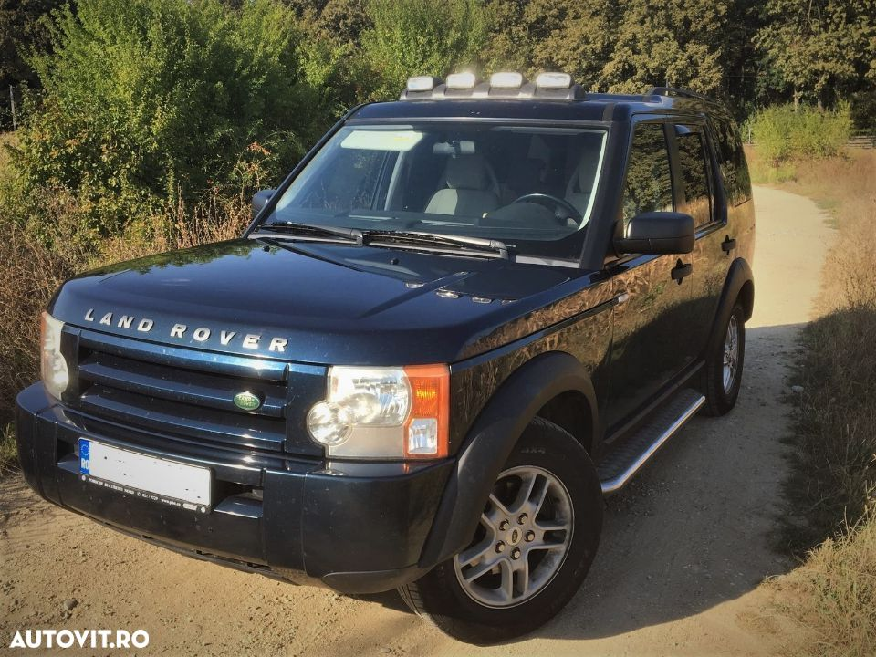 Land Rover Discovery - 12