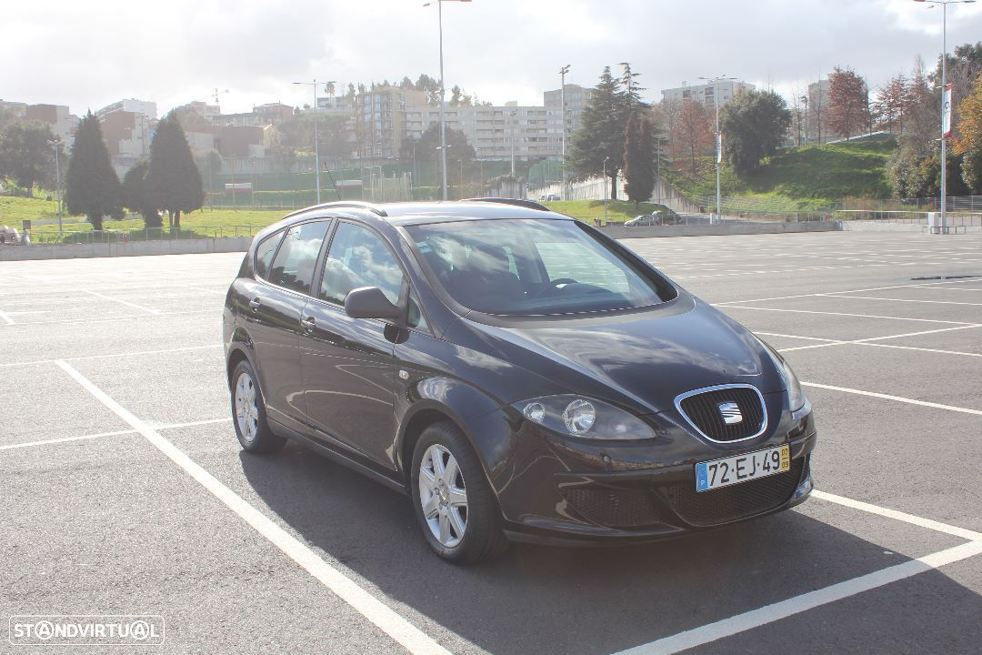 SEAT Altea XL - Reference - 1