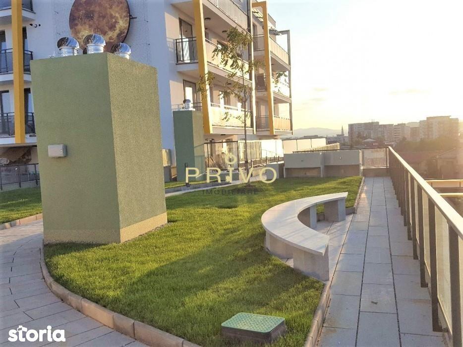 Apartament de inchiriat, Cluj (judet), Strada Inău - Foto 5