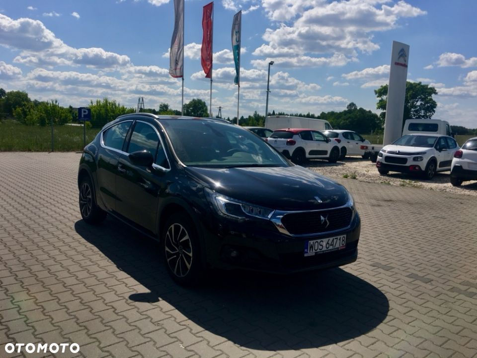 DS Automobiles DS 4 Crossback Auto Demo 1.6 Benzyna EAT6 AUTOMAT - 1