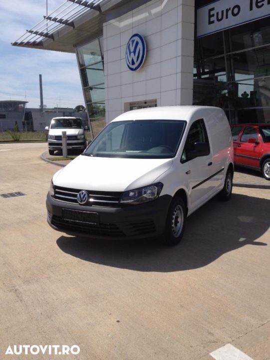 Volkswagen New Caddy - 2