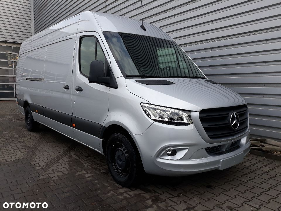 nowe mercedes benz sprinter 319 cdi 178 950 pln 1 km 2019. Black Bedroom Furniture Sets. Home Design Ideas