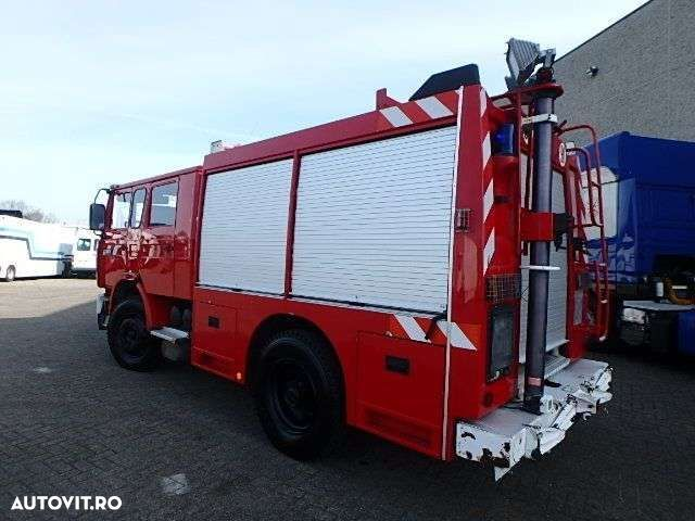 Renault G 230 + MANUAL + FIRE TRUCK + 35889KM ! - 11