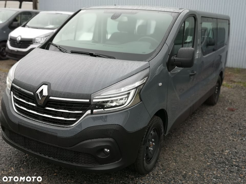 Renault Trafic Renault Nowy IV Trafic 8 osobowy 2.0 Grand Pack Clim dCi 120 HD - 4