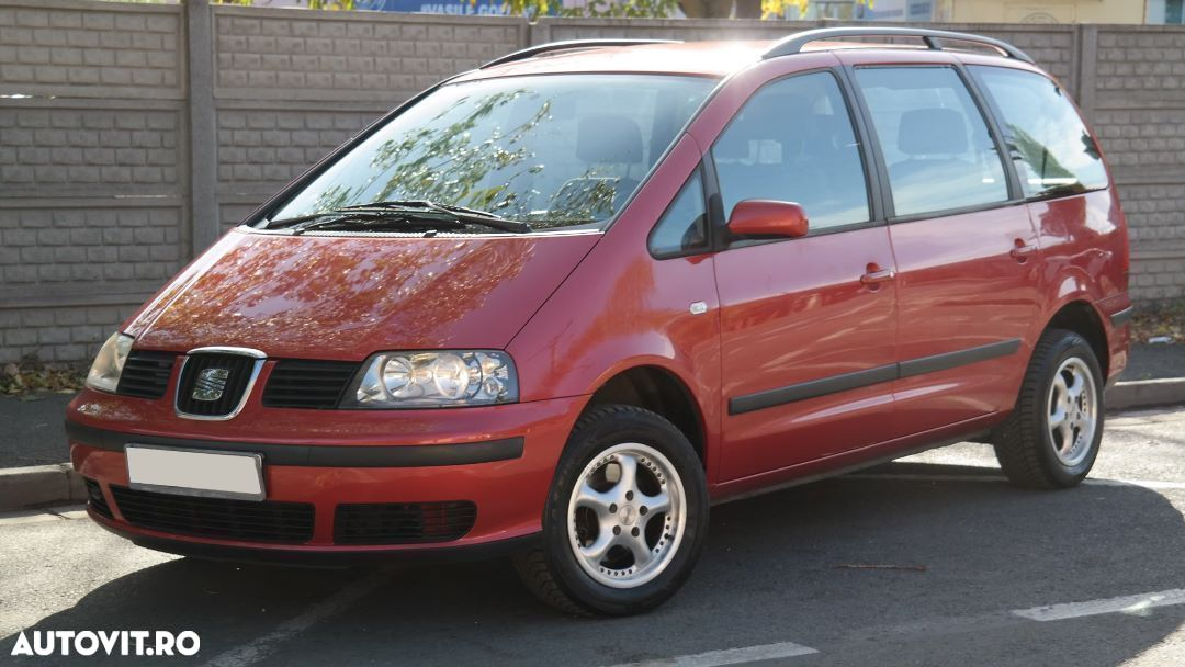 Seat Alhambra - 1