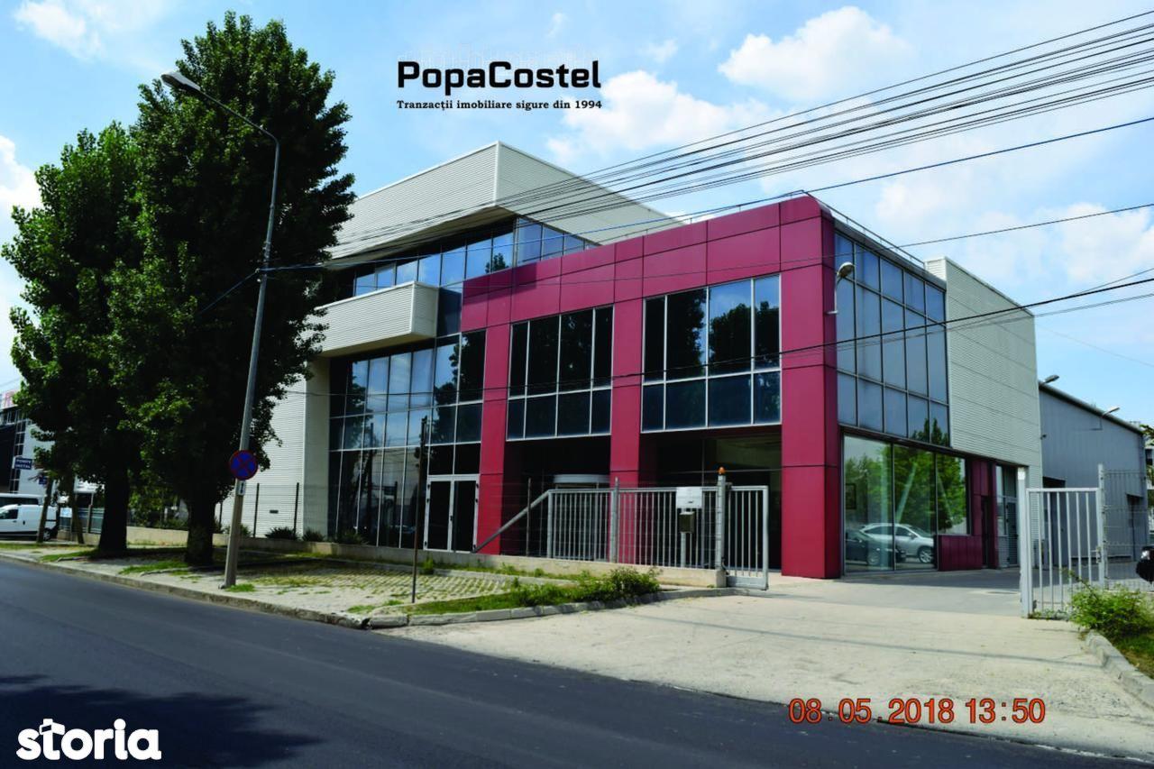 Depozit / Hala de vanzare, București (judet), Strada Brumărescu Dumitru - Foto 1