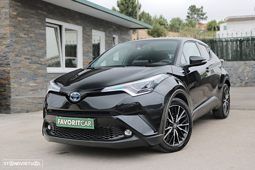 Toyota C-HR 1.8 HYBRID Exclusive + Pack Luxe - Nacional - 1