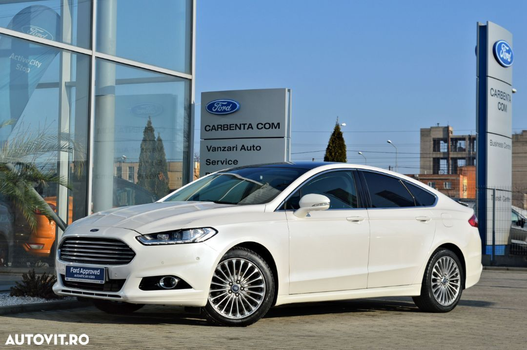 Ford Mondeo Mk5 - 2