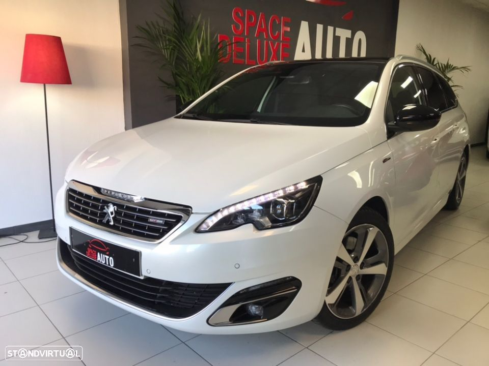 Peugeot 308 SW 2.0 HDI GT LiNE - 36