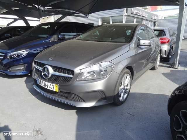 Mercedes-Benz A 180 (d Urban) - 1