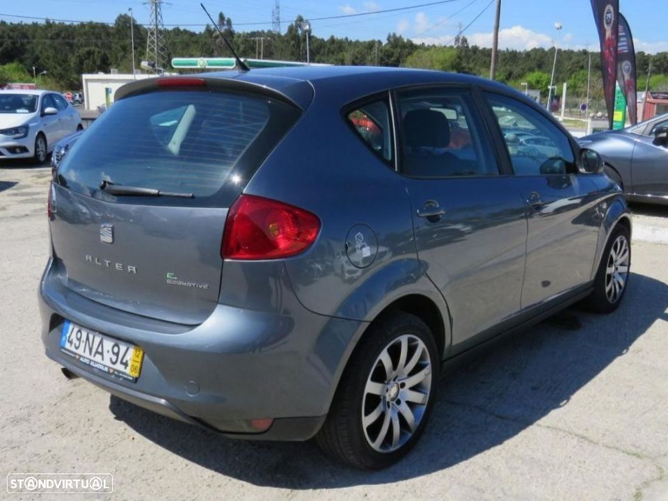 SEAT Altea 1.6 TDi Reference Eco.Start-Stop - 5