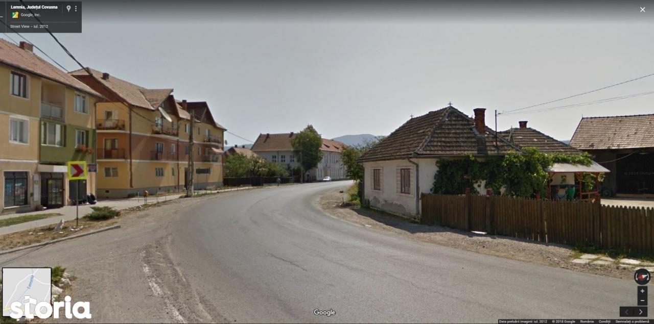 Casa de vanzare, Covasna (judet), Lemnia - Foto 1