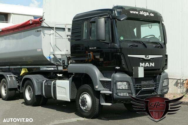 MAN TGS 18.500 4x4 EURO 6 2017 Nr. Int 10866 Leasing - 14
