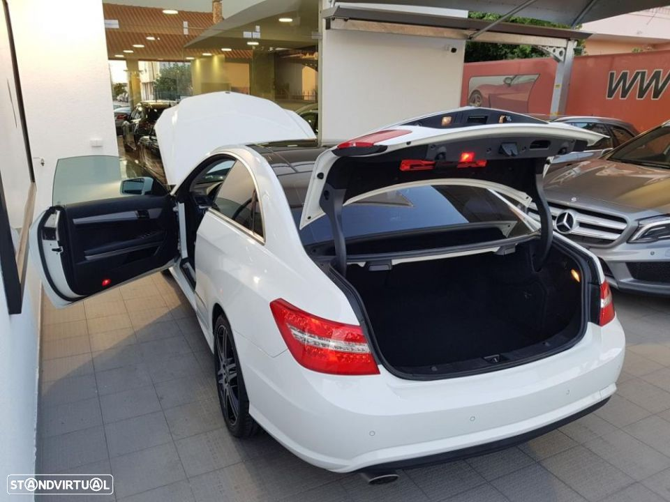 Mercedes-Benz E 250 CDI COUPE AMG EDITION - 27