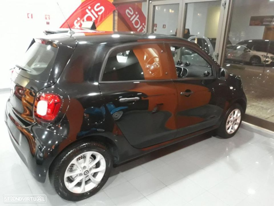 Smart ForFour 1.0 passion 71 - 2