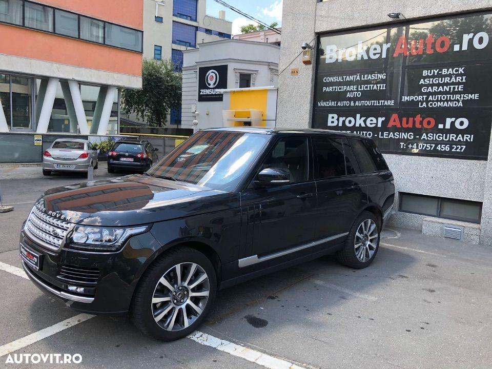 Land Rover Range Rover Vogue - 10