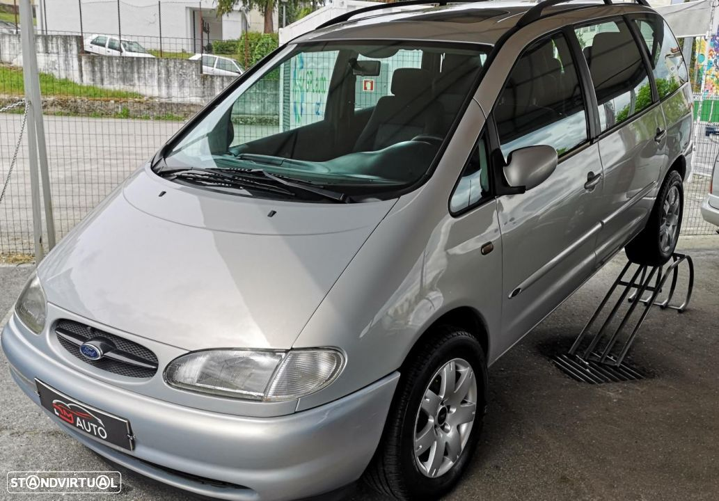 Ford Galaxy Exclusive - 1