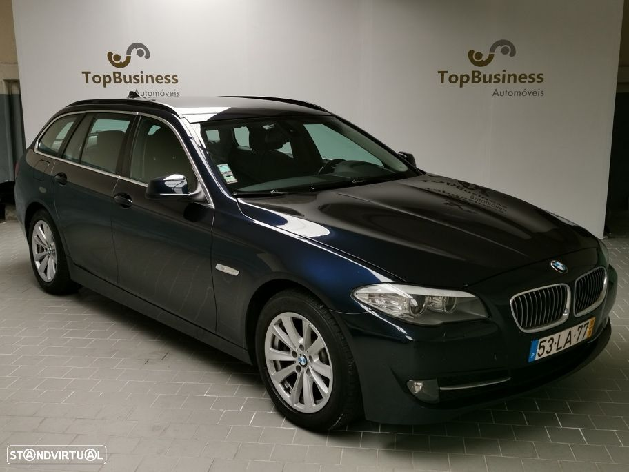 BMW 520 d Touring Auto (Android) - 12