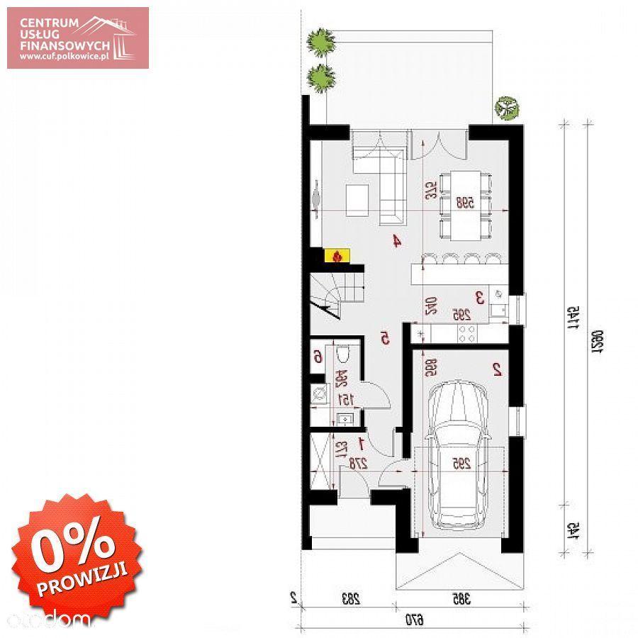 Dom na sprzedaż, Radwanice, polkowicki, dolnośląskie - Foto 8