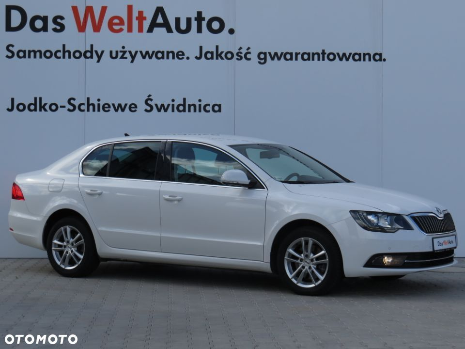 Škoda Superb 2,0TDI 170KM Ambition Salon PL DWA Gwarancja Dealer VW i Skody - 26