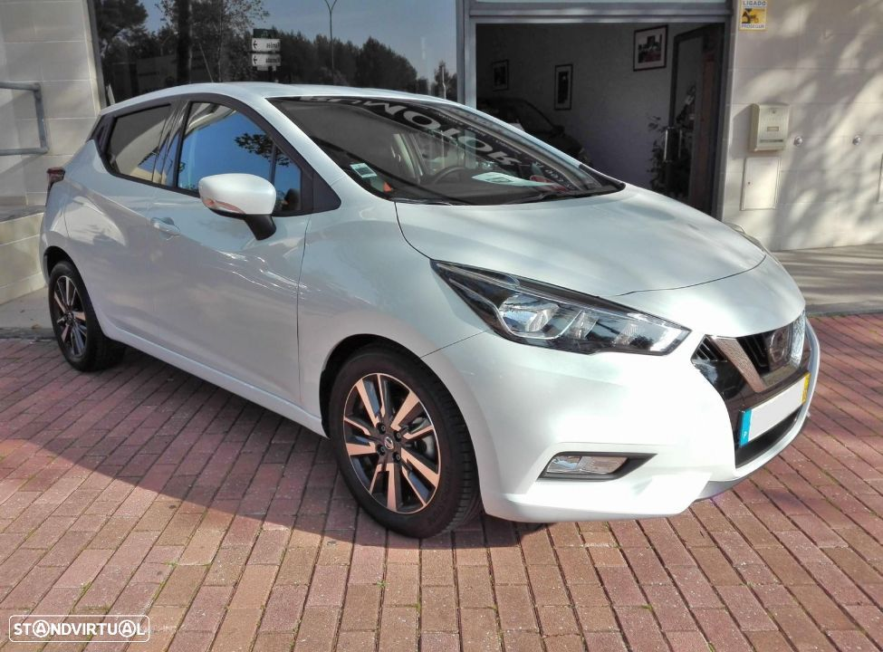 Nissan Micra 1.5 DCi Acenta Connect GPS - 4