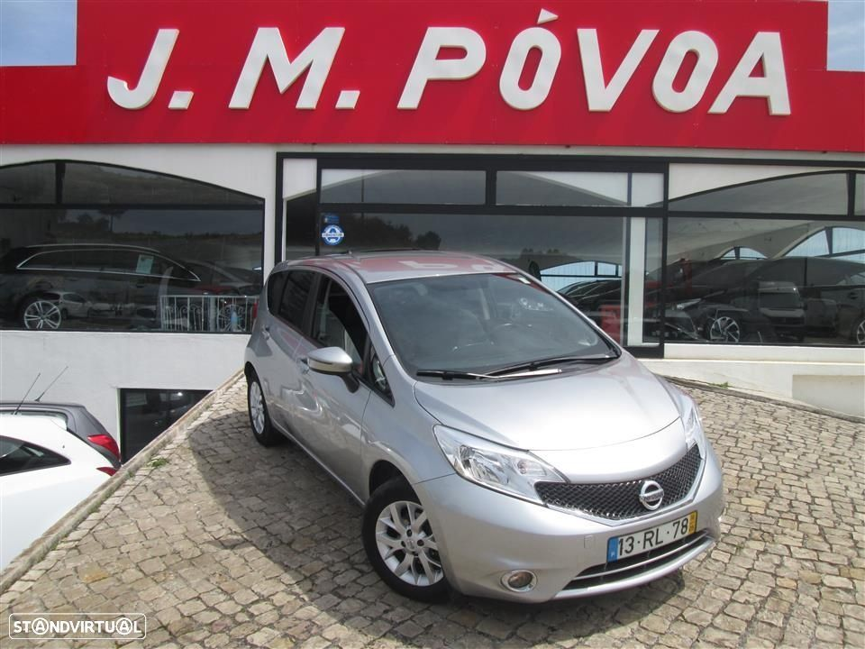 Nissan Note 1.2 Acenta - 1