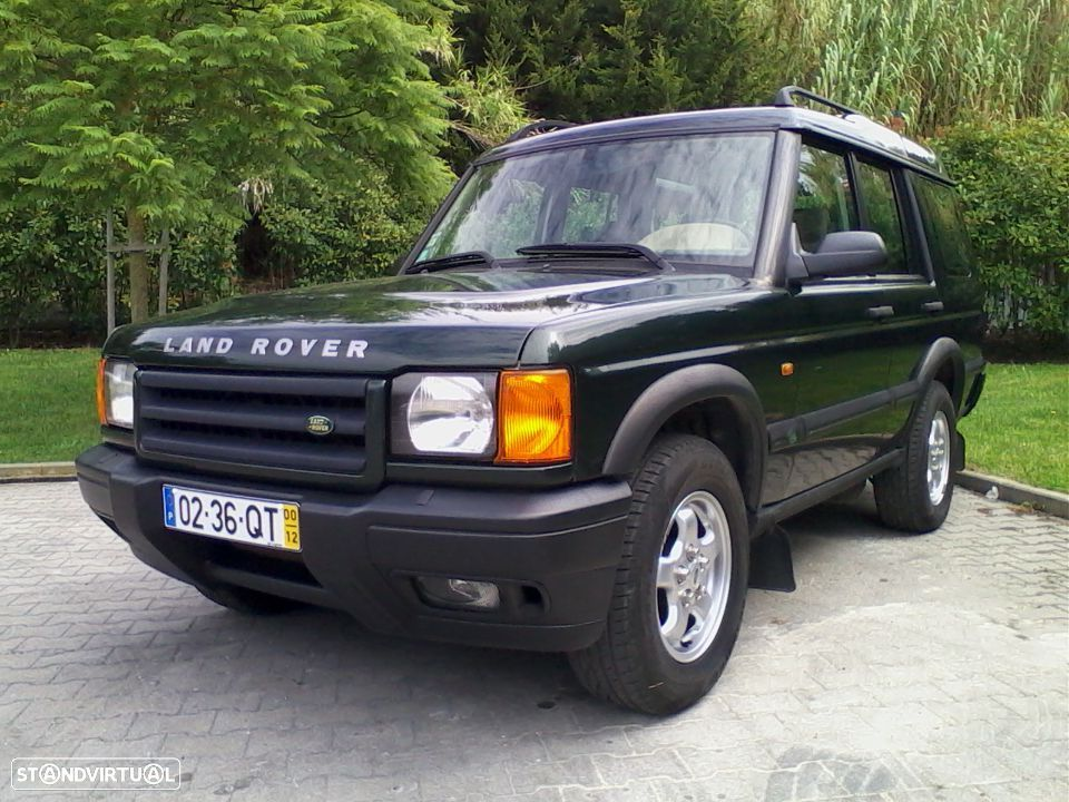 Land Rover Discovery TD5, 7 lugares - 1