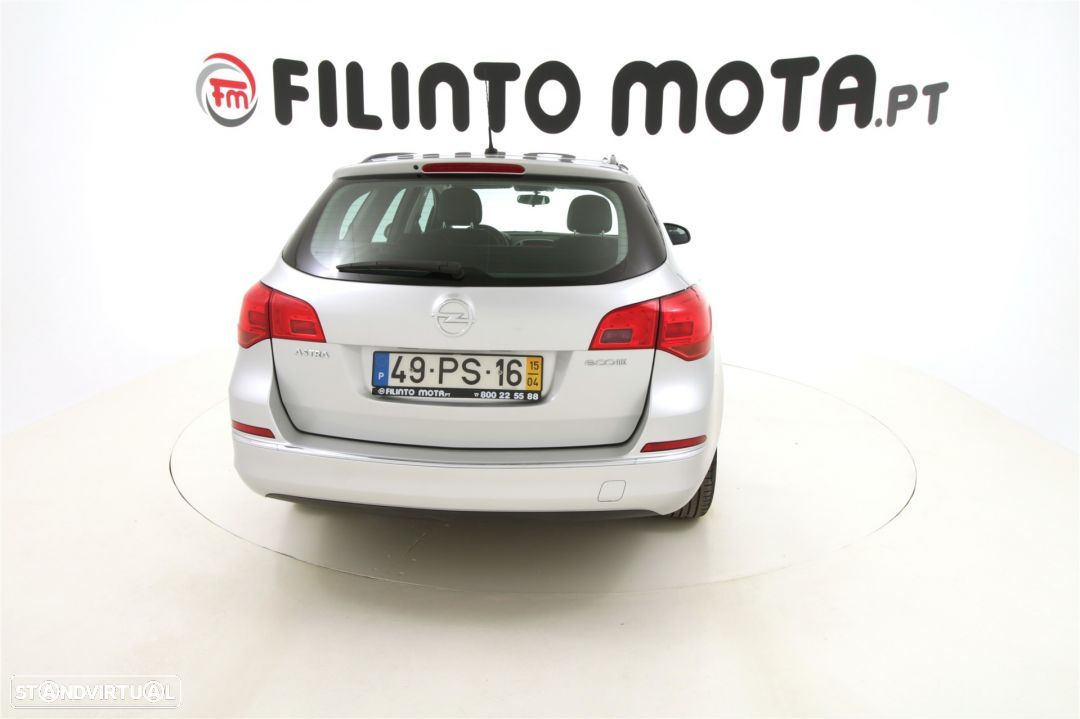 Opel Astra Sports Tourer 1.3 CDTi Selection S/S - 9