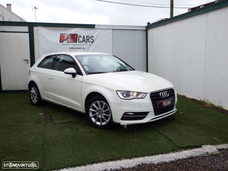 Audi A3 1.6 TDi Attraction - 3